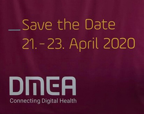 DMEA Save the Date